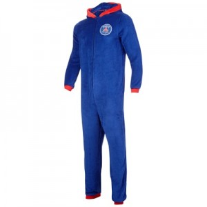 Paris Saint-Germain Onesie – Navy – Mens Clothing
