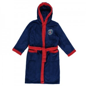 Paris Saint-Germain Dressing Gown – Navy – Boys All items