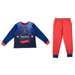 Paris Saint-Germain Snuggle Fit Pyjamas – Navy/Red – Boys All items