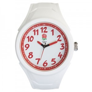 England Silicone Strap Watch All items