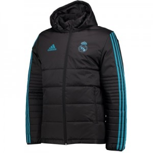 Real Madrid UCL Training Winter Jacket – Black All items