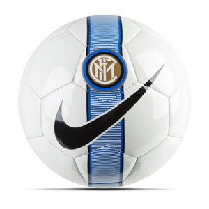 Inter Milan Supporters Football – White – Size 5 All items