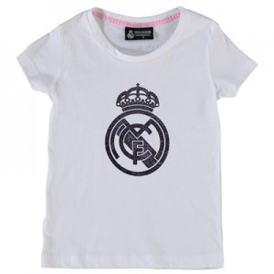 Real Madrid Tonal Crest T-Shirt – White – Infants All items