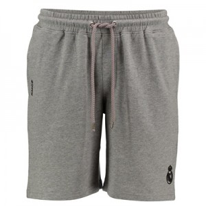 Real Madrid Fleece Shorts – Grey Marl – Mens All items