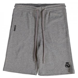 Real Madrid Fleece Shorts – Grey Marl – Junior All items