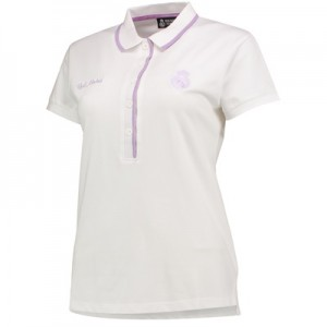 Real Madrid Polo Shirt – White – Womens All items