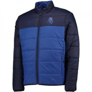 Real Madrid Padded Jacket – Blue – Mens All items