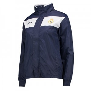 Real Madrid Shower Jacket – Navy – Junior All items