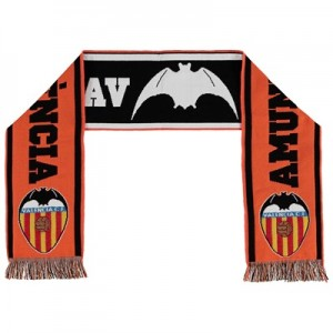 Valencia CF Amunt Scarf – Orange – Adult All items