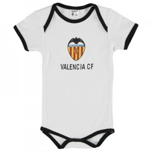 Valencia CF Crest Bodysuit – White – Baby All items