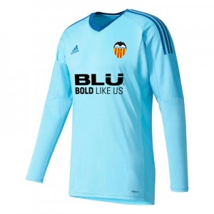 Valencia CF Goalkeeper Shirt 2017-18 – Blue All items