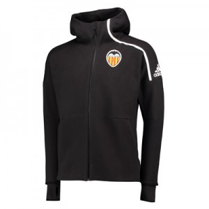 Valencia CF Anthem Jacket – Black/White All items