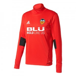 Valencia CF Training Sweatshirt – Red All items