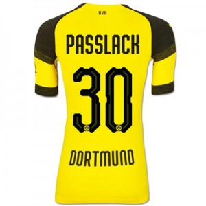BVB Authentic evoKNIT Home Shirt 2018-19 with Passlack 30 printing All items