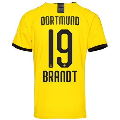BVB Home Shirt 2019-20 – Kids with Brandt 19 printing All items