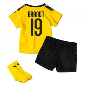 BVB Home Baby Kit 2019-20 with Brandt 19 printing All items