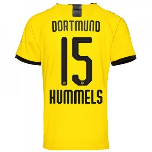 BVB Home Shirt 2019-20 with Hummels 15 printing All items