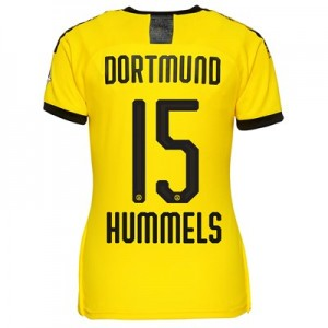 BVB Home Shirt 2019-20 – Womens with Hummels 15 printing All items