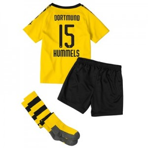 BVB Home Mini Kit 2019-20 with Hummels 15 printing All items
