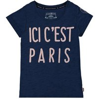 Paris Saint-Germain Ici Cest Paris T-Shirt - Navy - Girls