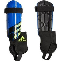 adidas X Reflex Shinguards - Blue