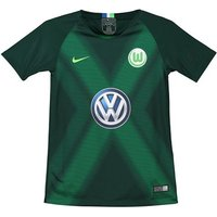 VfL Wolfsburg Home Stadium Shirt 2018-19 - Kids