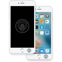 Manchester City iPhone 6/6S Tempered Glass