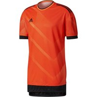 adidas Tango Training Top - Semi Solar Orange/Black