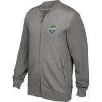 Seattle Sounders Track Jacket - Grey