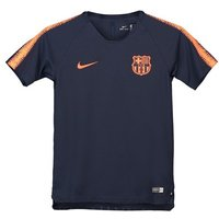 Barcelona Squad Training Top - Dk Blue - Kids