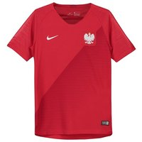 Poland Away Stadium Shirt 2018 - Kids