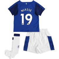 Everton Home Infant Kit 2017/18 with Niasse 19 printing