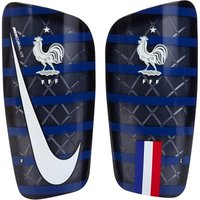 France Mercurial Lite Shinguards - Navy