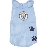 Manchester City Dog Coat - Medium (35cm)