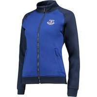 Everton Essential Tricot Track Top - Royal/Navy - Womens