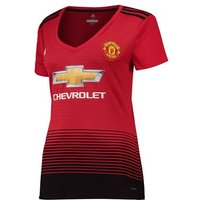 Manchester United Home Shirt 2018-19 - Womens