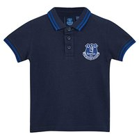 Everton Core Polo Tipped- Navy- Infant Boys