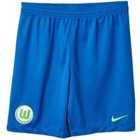 VfL Wolfsburg Away Stadium Shorts 2018-19 - Kids