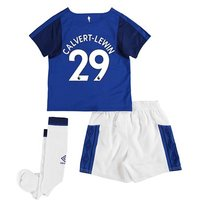 Everton Home Infant Kit 2017/18 with Calvert-Lewin 29 printing