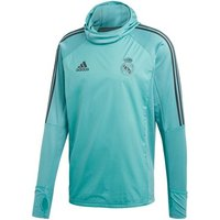 Real Madrid Training Warm-up Top - Turquoise