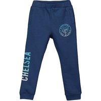 Chelsea Gradient Print Cuffed Joggers - Blue - Infant Girls