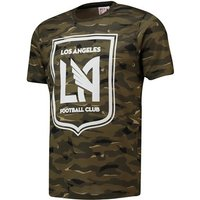 Los Angeles FC Camo T-Shirt - Khaki - Mens