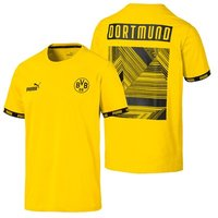 BVB Football Culture - T-Shirt - Yellow