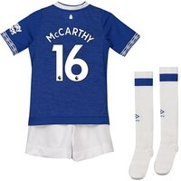 Everton Home Infant Kit 2018-19 with McCarthy 16 printing
