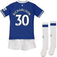 Everton Home Infant Kit 2018-19 with Richarlison 30 printing