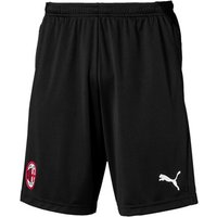 AC Milan Training Shorts - Black