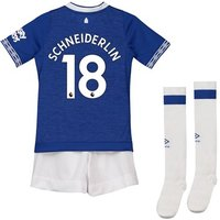 Everton Home Infant Kit 2018-19 with Schneiderlin 18 printing