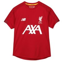 Liverpool On-Pitch Jersey - Red - Kids