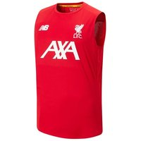 Liverpool Off-Pitch Vest - Red