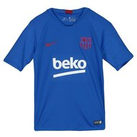 Barcelona Strike Training Top - Blue - Kids